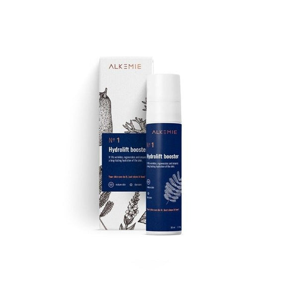 Alkemie ANTI AGE Hydrolift booster 50 ml Koncentrat Hydro-Liftingujący - JaniOrgani