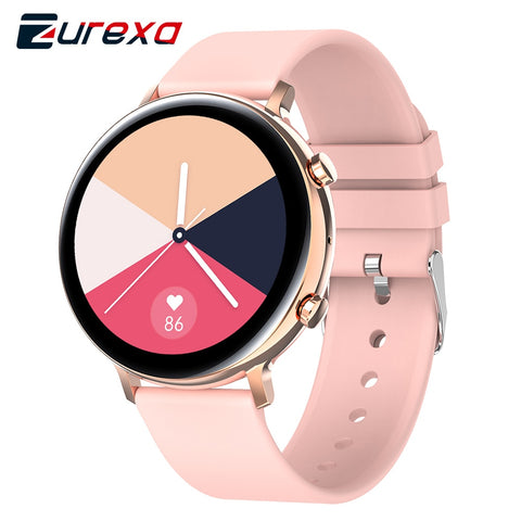 Unisex Waterproof Smart Watch Compatible with Android & IOS