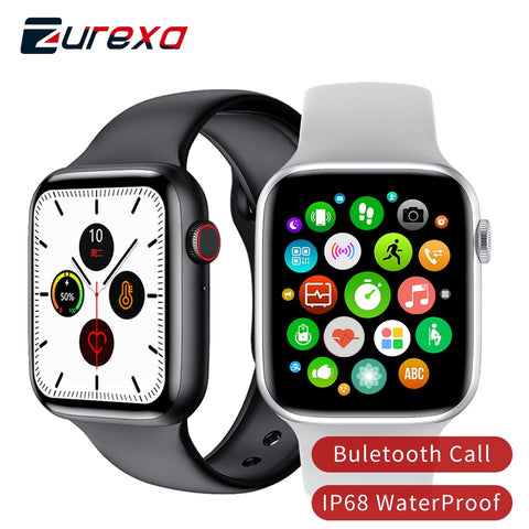 Unisex Smart Watch Compatible With Android And IOS.