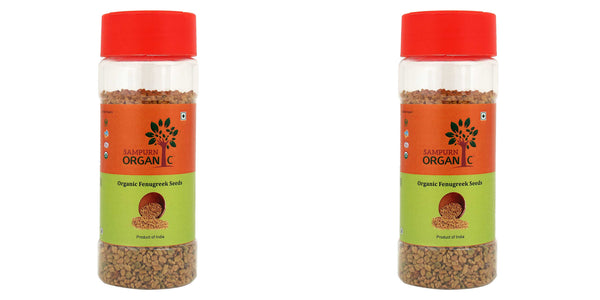 Organic Methi Seed (Fenugreek) 100 g