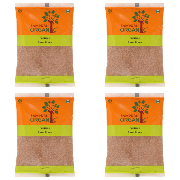 Organic Sugar - Brown 500 g