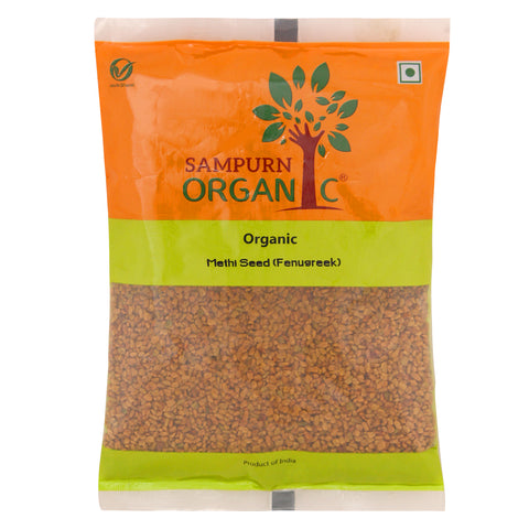 Organic Methi Seed (Fenugreek) 200 g
