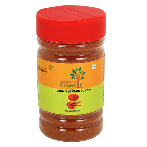 Organic Chilli Powder 100 g