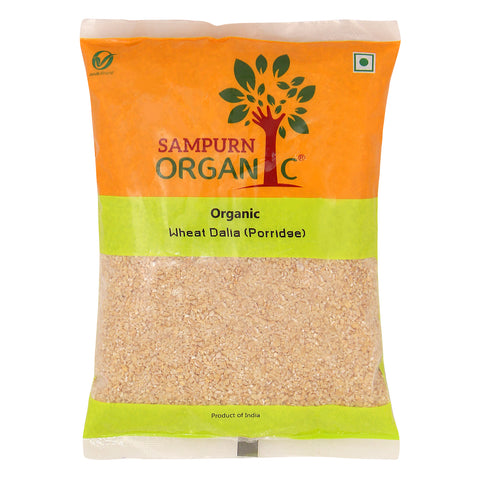 Organic Wheat Dalia (Porridge) 500 g