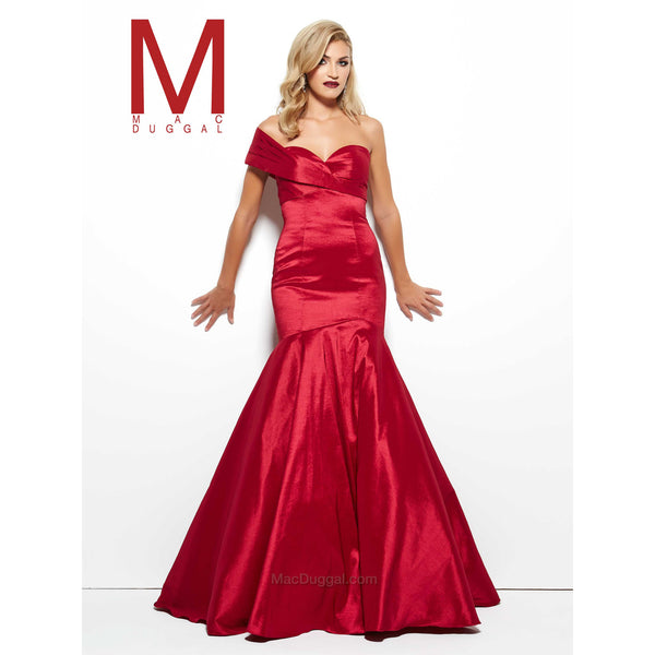Mac Duggal 11101 - Move Over Princess