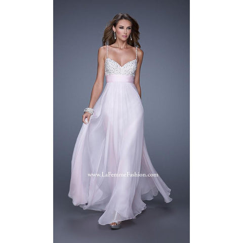 La Femme 20717 Pale Blue 16 - Move Over Princess
