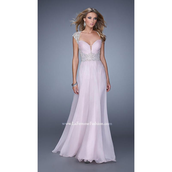 La Femme 21361 Pale Pink 8 - Move Over Princess