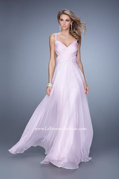La Femme 21502 Pale Pink 6 - Move Over Princess
