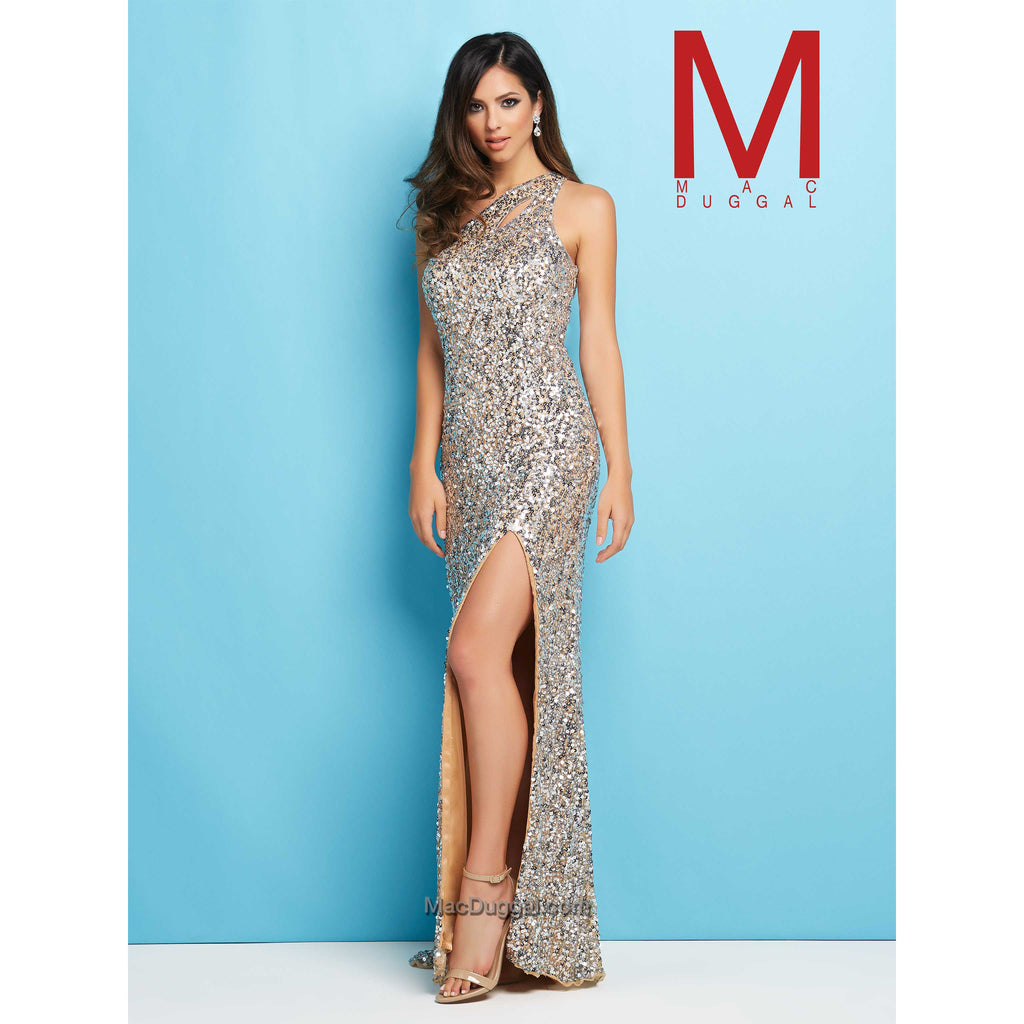 Mac Duggal 3389 - Move Over Princess