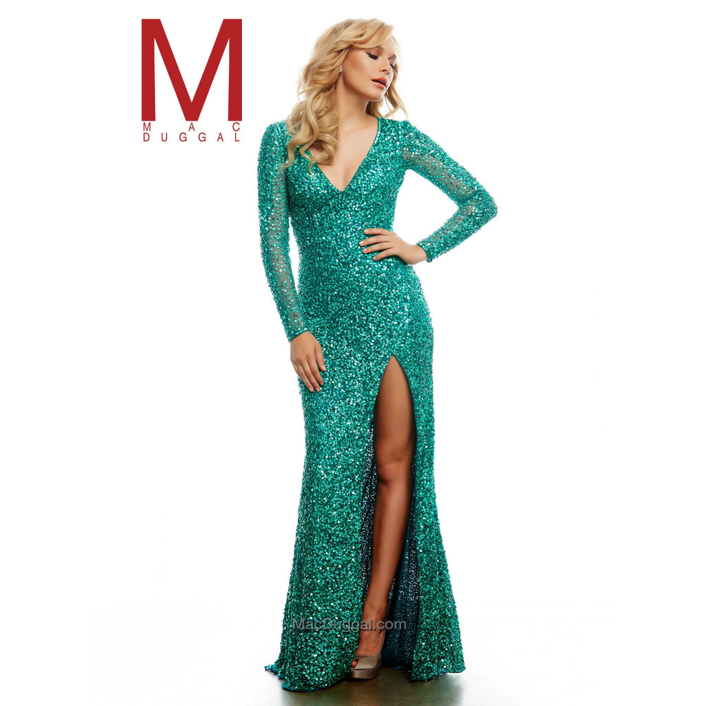 Mac Duggal 4278 - Move Over Princess