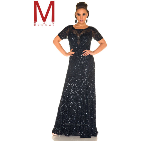 Mac Duggal 4369 - Move Over Princess