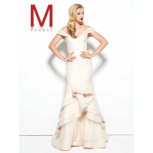 Mac Duggal 48375 - Move Over Princess