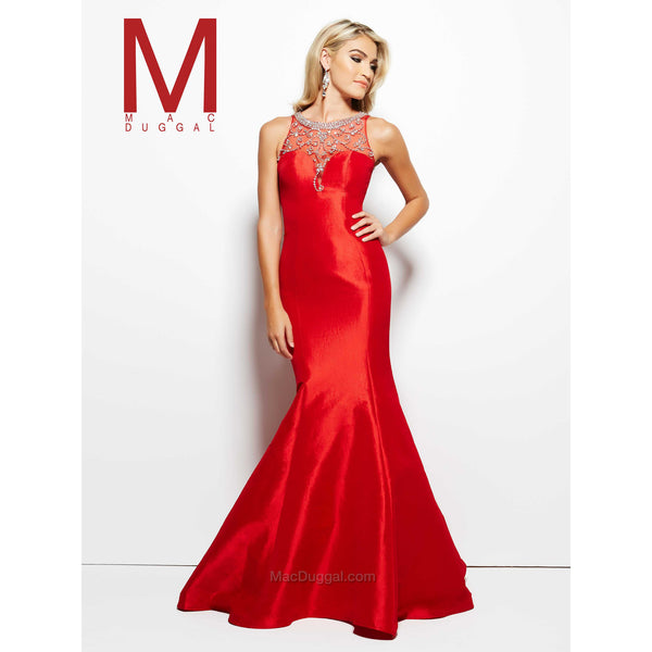 Mac Duggal 65491 - Move Over Princess