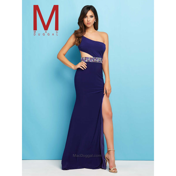 Mac Duggal 65505 - Move Over Princess