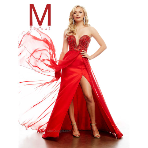 Mac Duggal 65550 - Move Over Princess