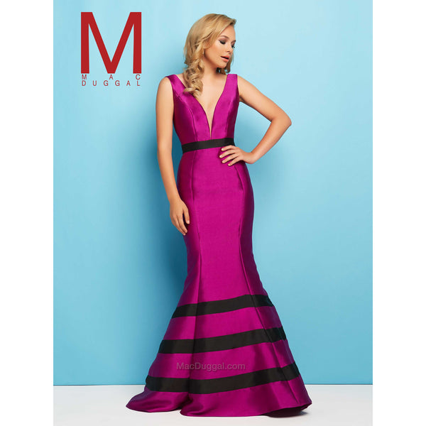 Mac Duggal 65577 - Move Over Princess
