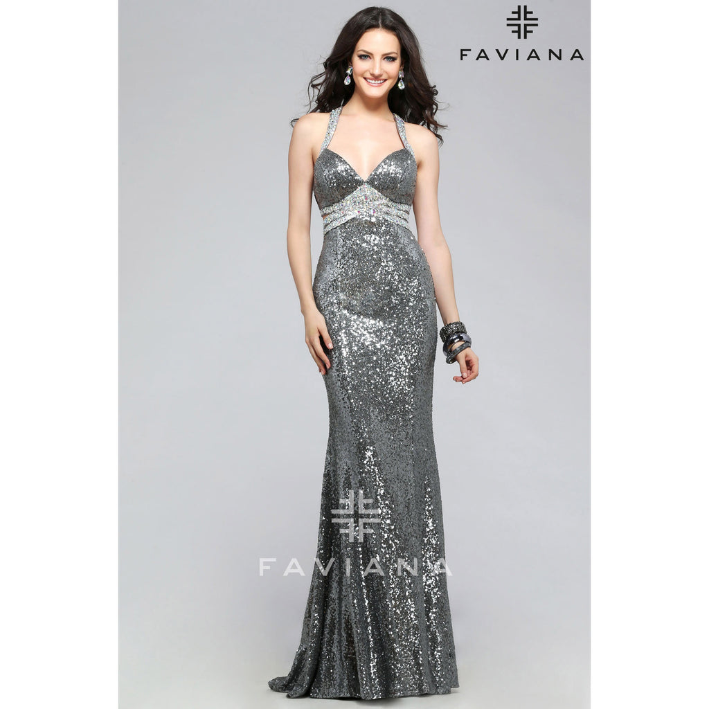 Faviana 7507 - Move Over Princess