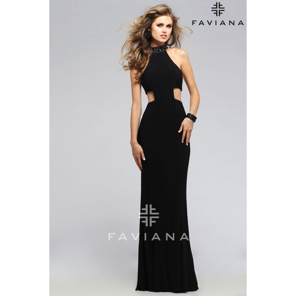 Faviana 7728 - Move Over Princess