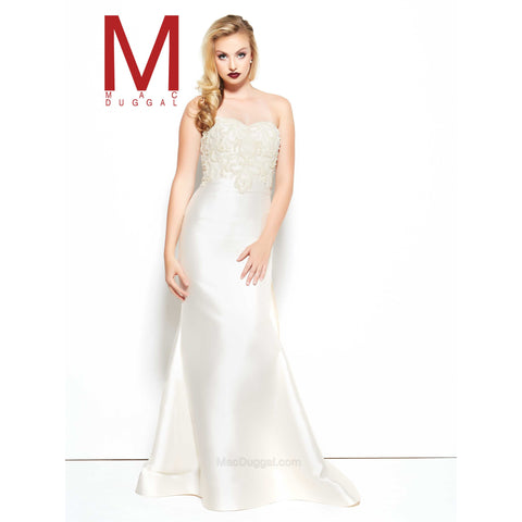 Mac Duggal 80451 - Move Over Princess