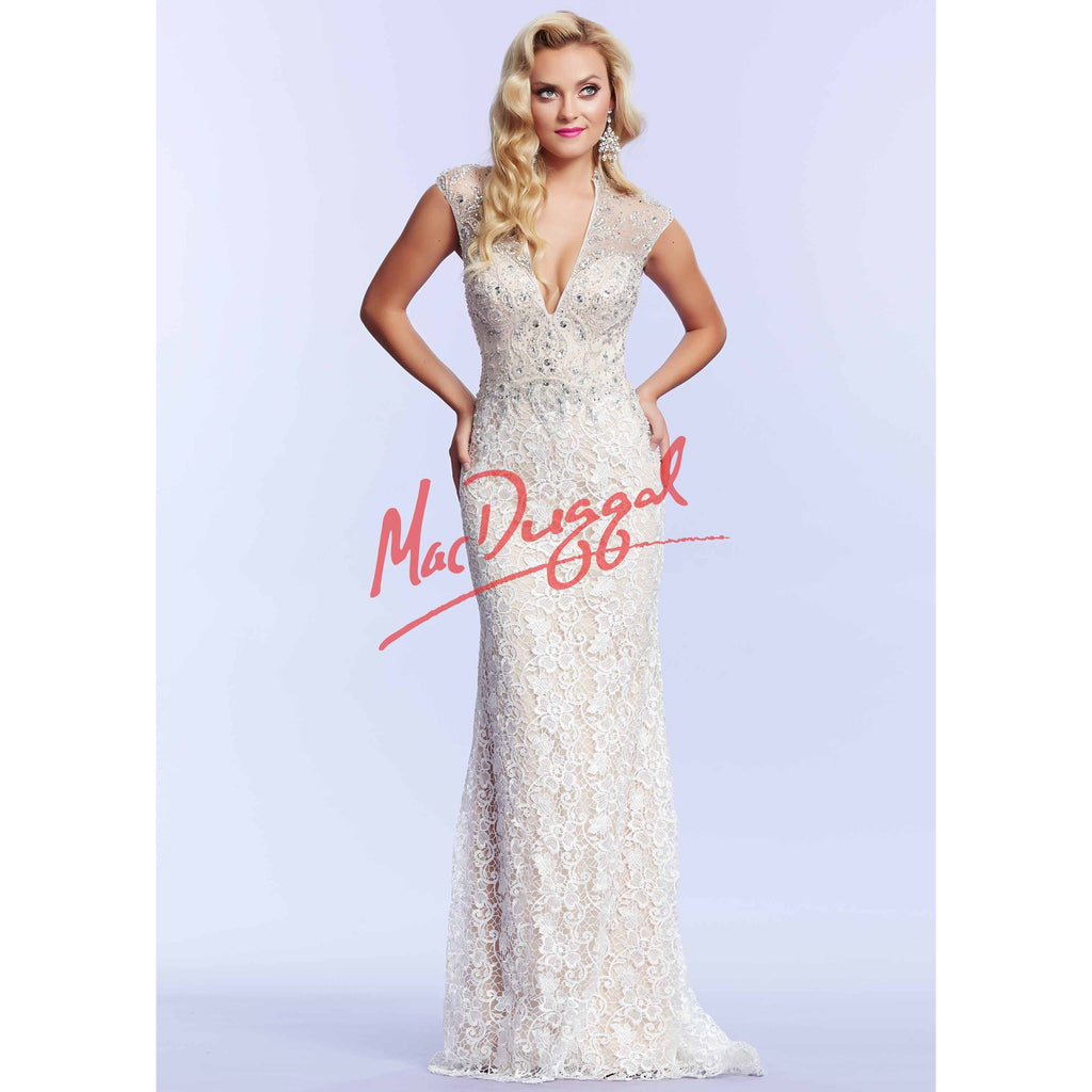 Mac Duggal 82112 - Move Over Princess