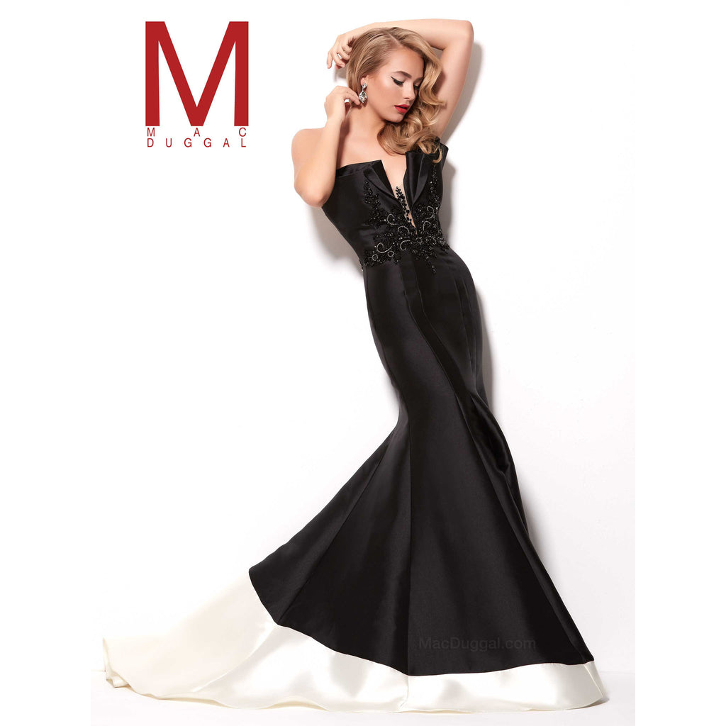 Mac Duggal 82543 - Move Over Princess