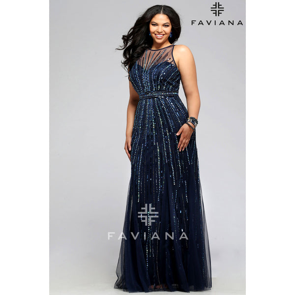 Faviana 9382 - Move Over Princess