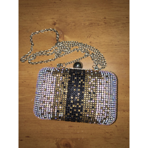 Multi-Color Rhinestone Purse - Move Over Princess