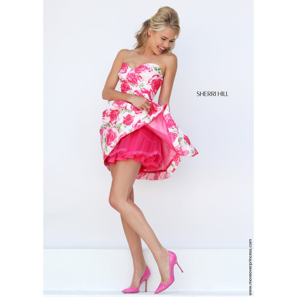 Sherri Hill 50329 - Move Over Princess
