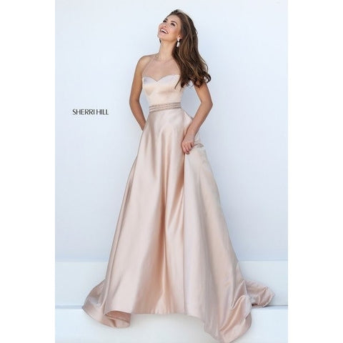 Sherri Hill 50222 - Move Over Princess