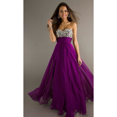 Alyce 35510 Purple size 0 - Move Over Princess