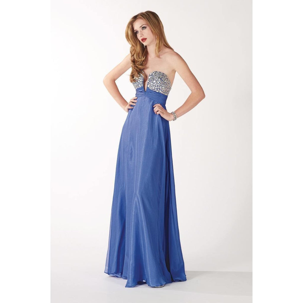 Alyce 6762 Blue - Move Over Princess