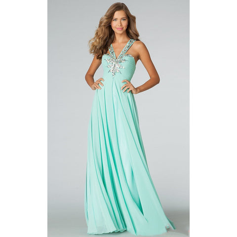 Jovani JVN 77476 Mint 2 - Move Over Princess