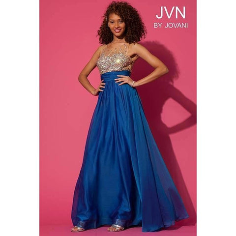 Jovani JVN 91296 Royal 8 - Move Over Princess
