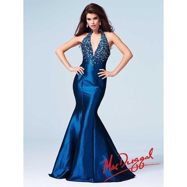 Mac Duggal 82037 - Move Over Princess