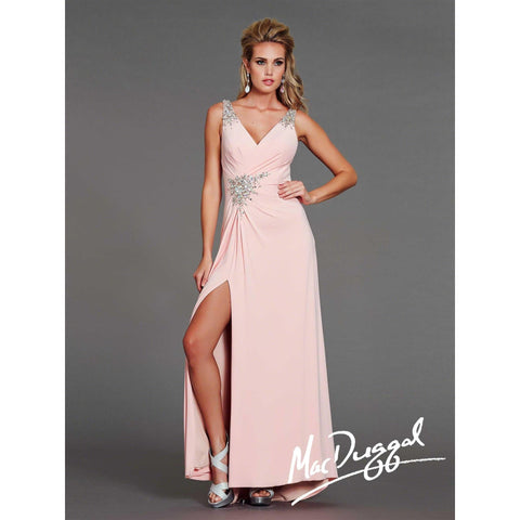 Mac Duggal 82069 Blush 14 - Move Over Princess