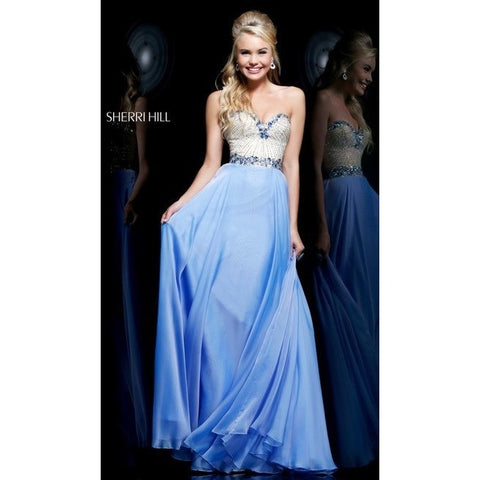 Sherri Hill 1923 - Move Over Princess