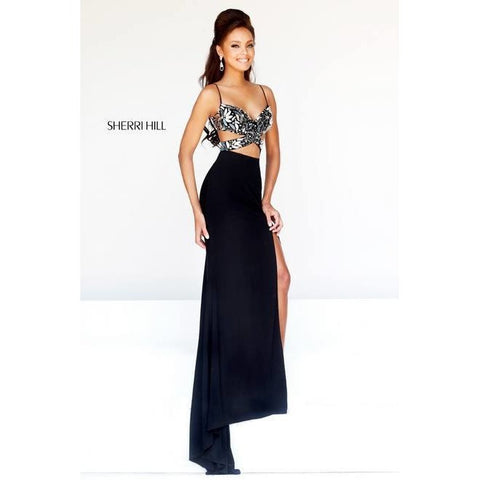 Sherri Hill 21332 - Move Over Princess