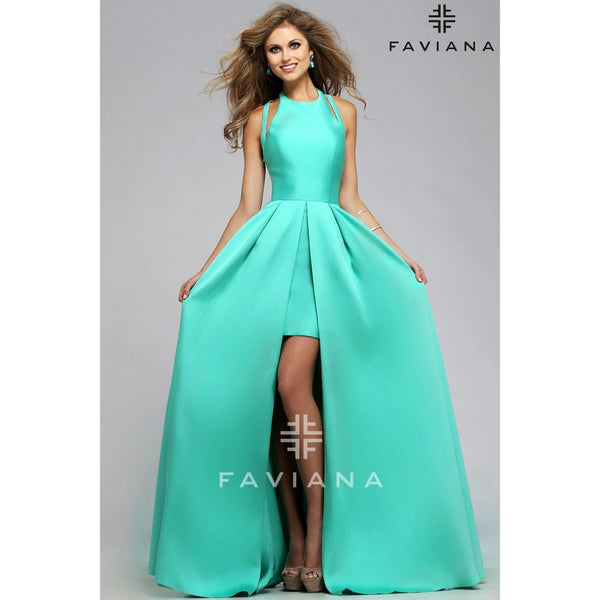 Faviana 7752 - Move Over Princess