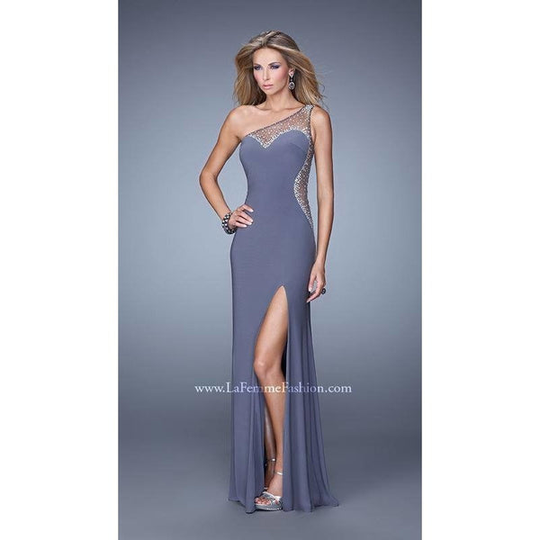La Femme 21026 Gunmetal 2 - Move Over Princess