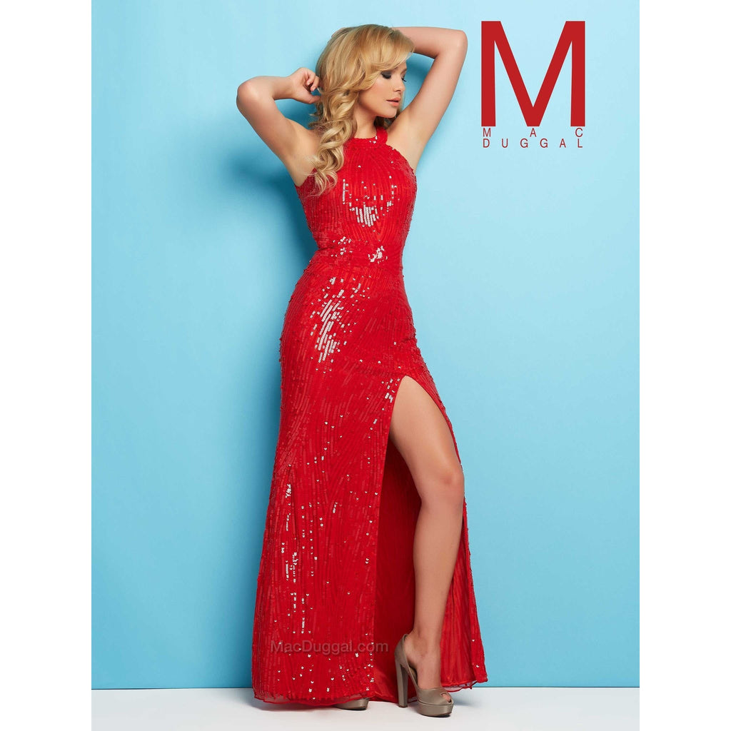 Mac Duggal 4277 - Move Over Princess
