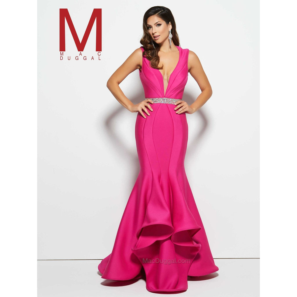Mac Duggal 85463 - Move Over Princess