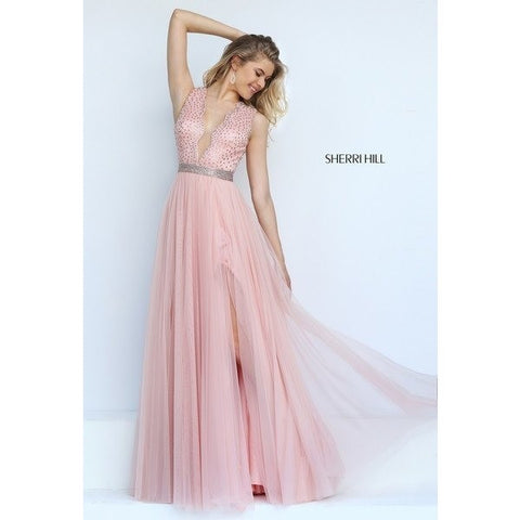 Sherri Hill 50029 - Move Over Princess