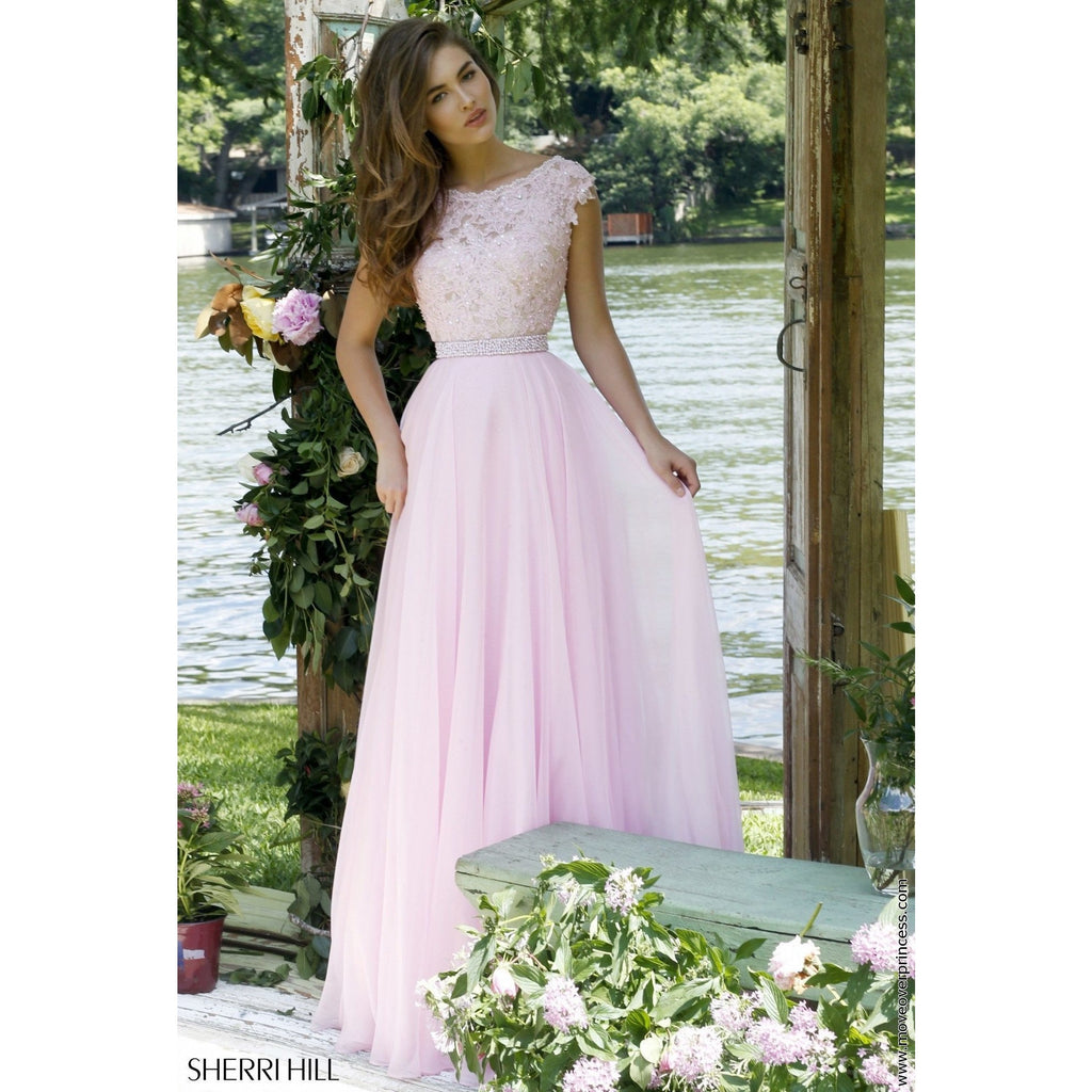 Sherri Hill 50041 - Move Over Princess