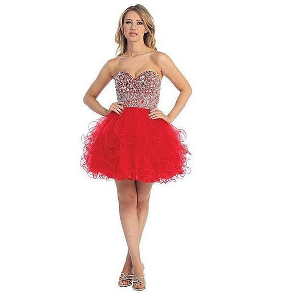 Princess 5382 Red Medium - Move Over Princess