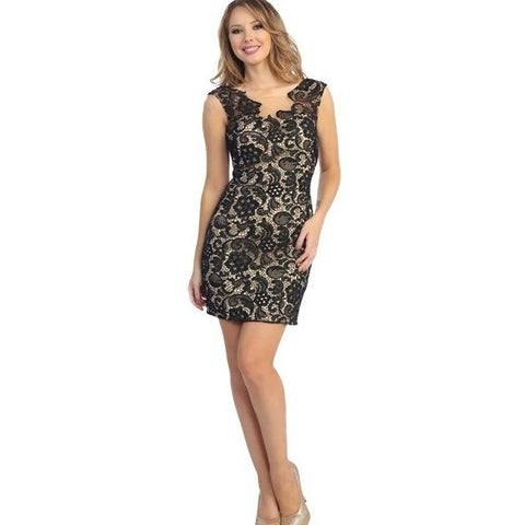 Princess 5622 Red/Nude Extra Small - Move Over Princess