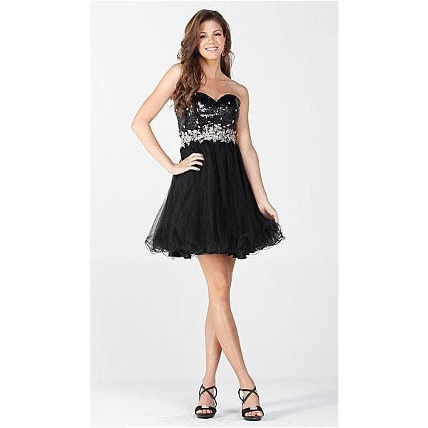 Princess 6572 Black Medium - Move Over Princess