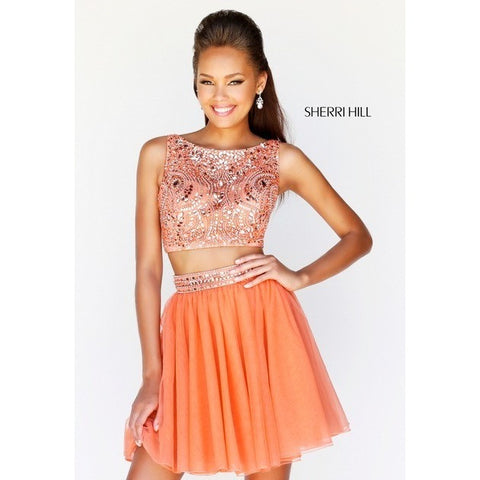 Sherri Hill 11061 - Move Over Princess