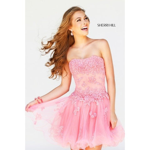 Sherri Hill 11062 - Move Over Princess