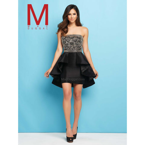 Mac Duggal 65282 - Move Over Princess