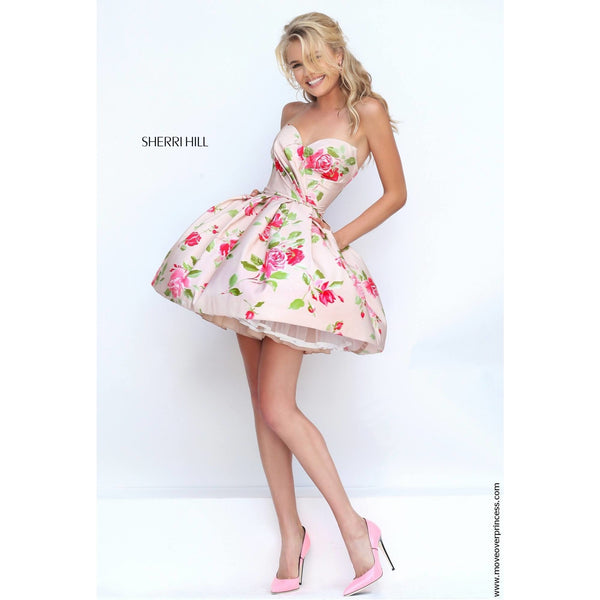 Sherri Hill 50116 - Move Over Princess